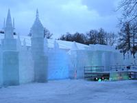 Рождество или зимние каникулы в Русской Деревне