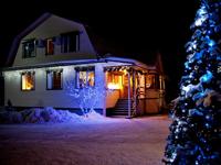 Новогодний тур в Карелию к Деду Морозу