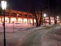 Тур на зимние каникулы по Тверской области