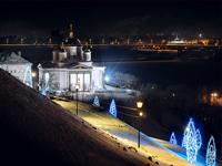 Тур на зимние каникулы в Валдай, Великий Новгород