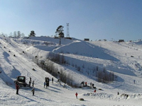 Горнолыжный курорт Кавголово на Новый год и каникулы