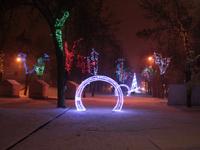 Старая Ладога, Псков и Новгород на Рождество 2014