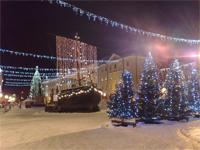 Тур по Эстонии на зимние каникулы
