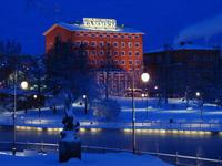 Новогодние каникулы в Тампере и Хямеенлинна