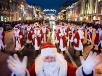 Тур по Ленинградской области на Рождество