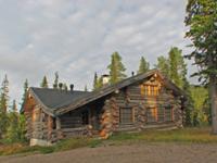 Новогодний отдых в коттедже в Лапландии
