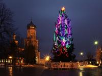 Новогодний отдых на Валдае