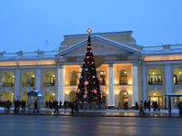 Новогодний отдых в СПб