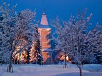 Новогодний отдых в Финляндии в спа отеле