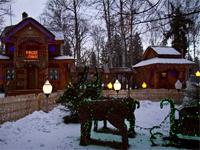 Новый год в Белоруссии на базе отдыха
