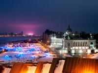 Тур в Казань на Рождественские каникулы