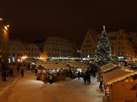Тур в Таллин на зимние Новогодние каникулы