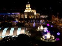 Тур на Новый год в Барселону