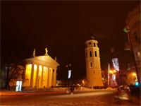 Отдых на Рождественские каникулы в Литве