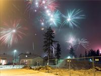Недорогой автобусный тур на Рождество и каникулы в Лапландию