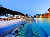 Новый год на термальном курорте в Словакии