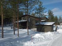 Аренда коттеджа на Рождество под Хельсинки