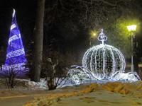 Рождественский тур в Псков и Пушкинские горы