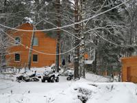 Новогодние и Рождественские заезды на турбазу
