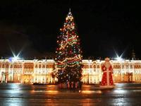 Где встретить Новый год в России