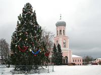 Рождество 2015 на Валдае