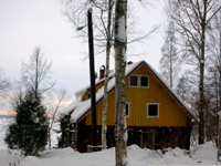 База отдыха на зимние праздники