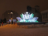 Новогодние каникулы в Вологде