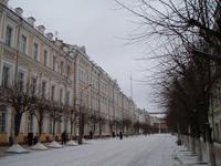 Новогодний тур на отдых в Смоленск