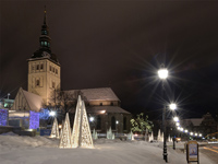 Новогодний отдых в Таллине в отеле Park Inn Central