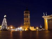 Автобусный тур на Новый год в Вильнюс