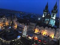 Новогодний автобусный тур в Прагу