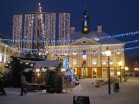 Семейный отдых на Рождественские каникулы в Таллине