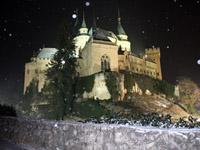 Новогодние каникулы в Словакии, замки