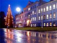 Отдых на Рождественские каникулы в спа-отеле