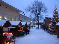 Новогодний отдых в спа-отеле Anttolanhovi