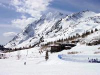 Рождественский отдых на горнолыжном курорте Оре