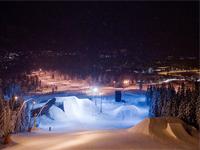 Новогодний отдых на горнолыжном курорте в Норвегии