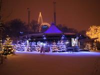 Зимние каникулы в Швеции, тур с круизом