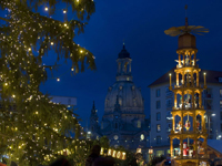 Тур на Новый год в Дрездене