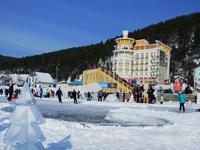 Тур на Новый год в Листвянку, Байкал