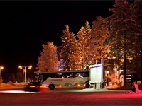 Новогодний отдых в Лапландии 2013