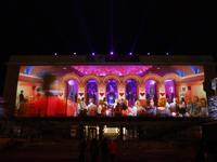 Новогодний отдых в Швеции у Деда Мороза