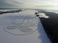 Лыжный поход по Карелии на зимние каникулы