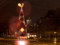 Рождественский тур в Латвию, Баусский замок