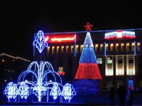 Новогодний тур в Коломну