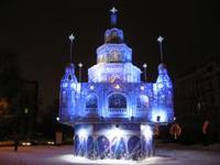 Тур на Новый год в Пушкинские Горы