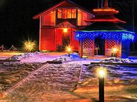 Новогодние путевки на базу отдыха в Карелии