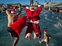 Новогодний экскурсионный отдых в Испании