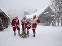 Поездка в Эстонию на каникулы к Деду Морозу