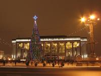 Новогодний тур в Белоруссию, Минск и Гродно